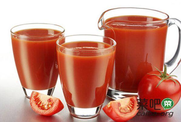 防癌降血压 西红柿不为人知的十大治病功效